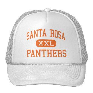 Santa Rosa - panthères - haut - Santa Rosa Casquette