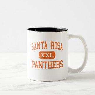 Santa Rosa - panthères - haut - Santa Rosa Mugs