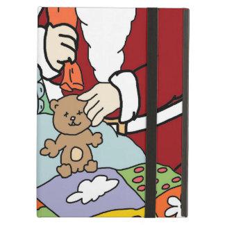 Santa s Visit II Case For iPad Air