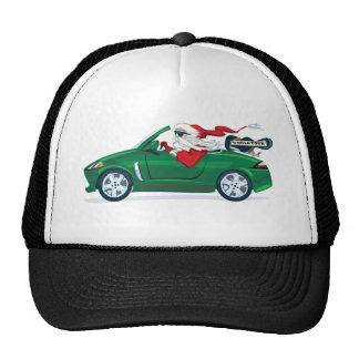 Santa s World Tour Convertible Trucker Hat