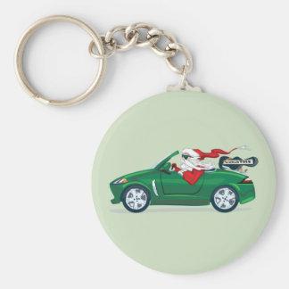 Santa s World Tour Convertible Key Chains