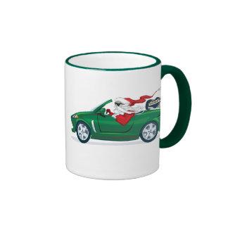 Santa s World Tour Convertible Mug