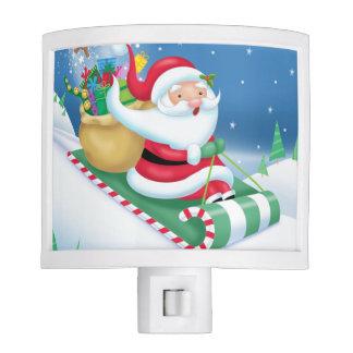 Santa Sled Night Light