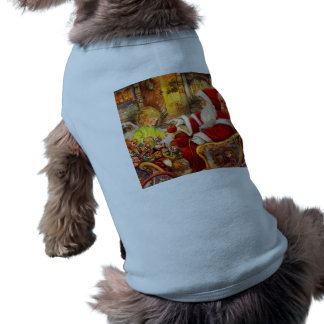 Santa sleigh - Santa claus illustration Shirt