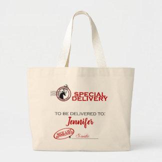 Santa Special Delivery Bag