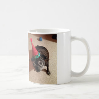Santa Spike Coffee Mug