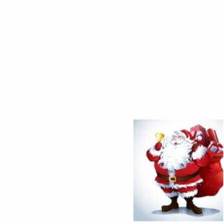 Santa Standing Photo Sculpture