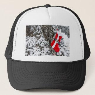 Santa Stocking Trucker Hat
