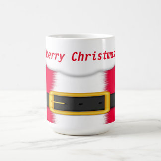 Santa Suit Santa Beard Coffee Mug