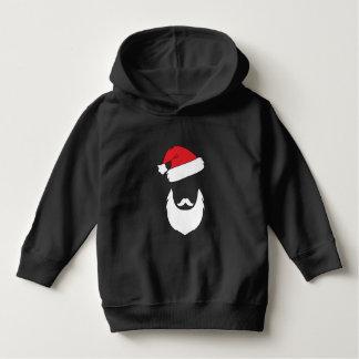 Santa Toddler Christmas Hoodie