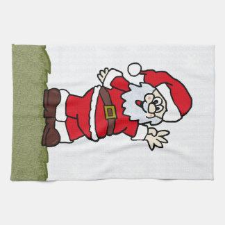 Santa Towel