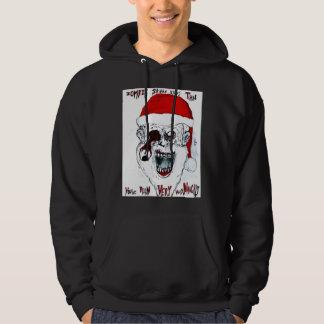 Santa Zombie Sweatshirts