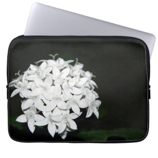 Santan Flower Laptop Sleeve