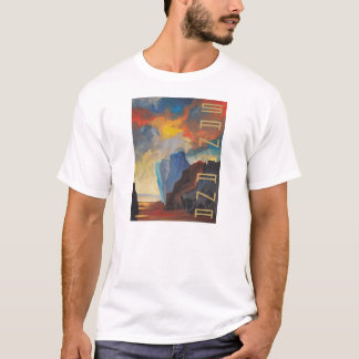 "Santana's ""Colorful Sky"" StyleT T-Shirt"
