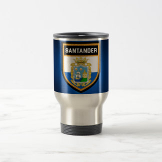 Santander Flag Travel Mug