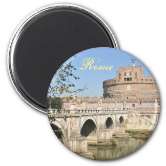 Sant'Angelo Castle in Rome, Italy Magnet