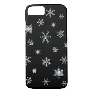 Santa's Black iPhone Case