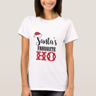 santas-favorite-ho-01 T-Shirt