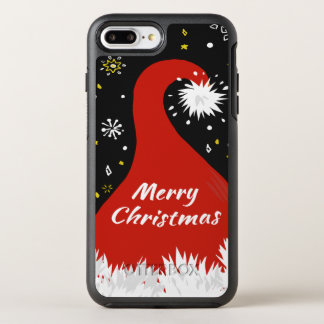 Santa's Hat Merry Christmas | Phone Case