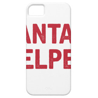 Santa's Helper Case For The iPhone 5