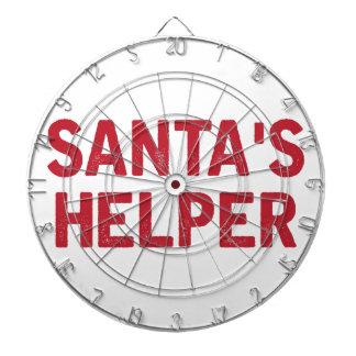 Santa's Helper Dartboard