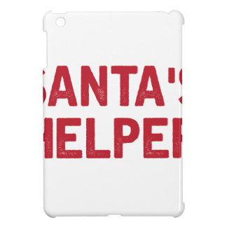 Santa's Helper iPad Mini Cases