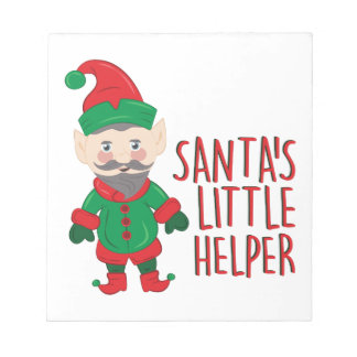Santas Helper Notepad