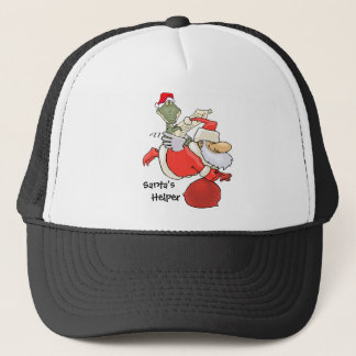 Santa's Helper Trucker Hat