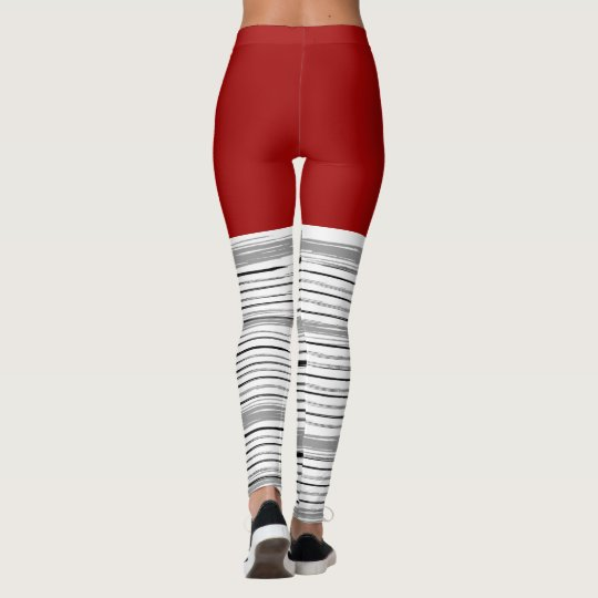 Santas helper vintage Ladies leggings