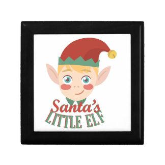 Santas Little Elf Gift Box