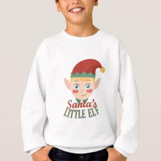 Santas Little Elf Sweatshirt