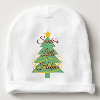 Santa's Little Helper - Baby Cotton Beanie Baby Beanie