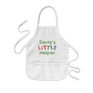 Santa's Little Helper Kids Apron