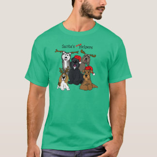 Santas new helpers T-Shirt