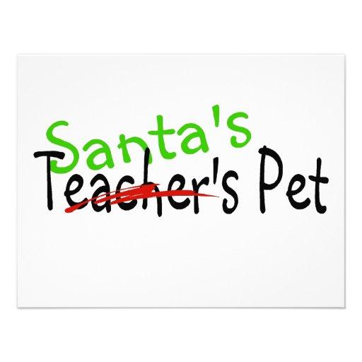 Santas Pet Announcement