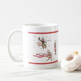 Santa's Team Coffee Mug