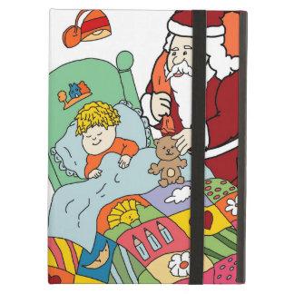 Santa's Visit II Case For iPad Air