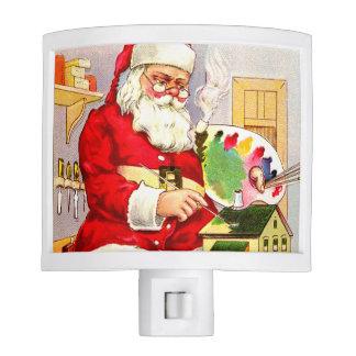 Santa's Workshop Nite Lites