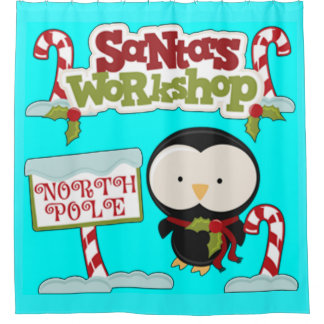 Santa's Workshop Penguin