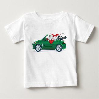 Santa's World Tour Convertible Baby T-Shirt