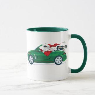 Santa's World Tour Convertible Mug