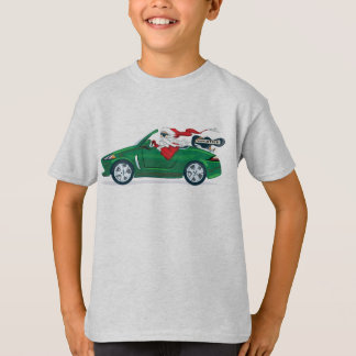 Santa's World Tour Convertible T-Shirt