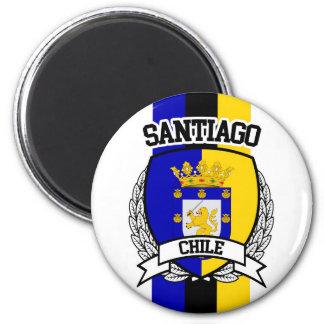 Santiago 2 Inch Round Magnet