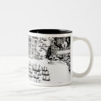 Santiago, Cape Verde, 1589 Mug