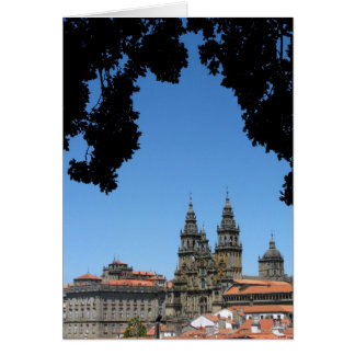 Santiago Cathedral Card