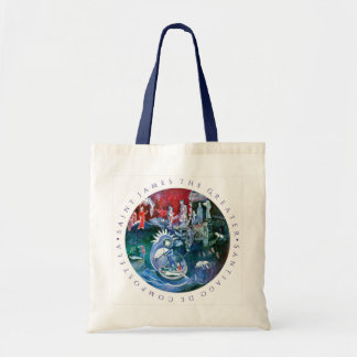 Santiago,Compostela, Santiago, St. James the Great Tote Bag
