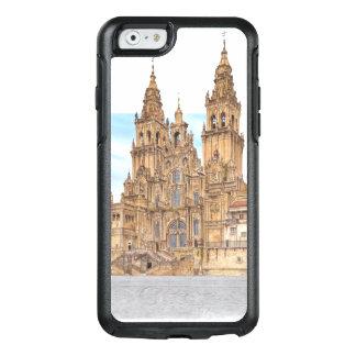 Santiago de Compostela. Western façade. Spain OtterBox iPhone 6/6s Case