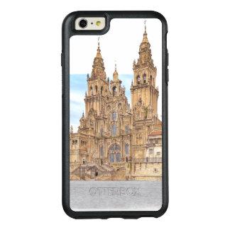 Santiago de Compostela. Western façade. Spain OtterBox iPhone 6/6s Plus Case