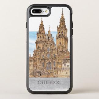 Santiago de Compostela. Western façade. Spain OtterBox Symmetry iPhone 7 Plus Case