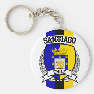 Santiago Keychain